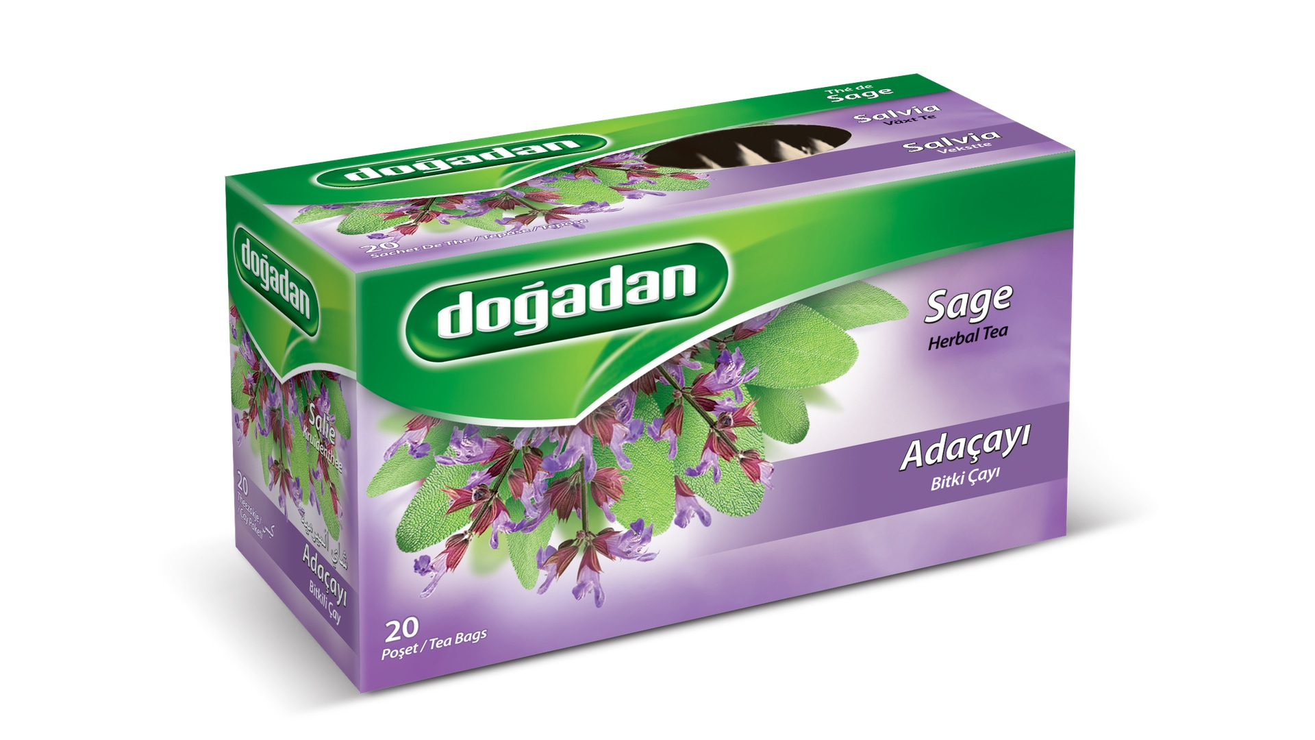 Градински чай,Салвиа чай