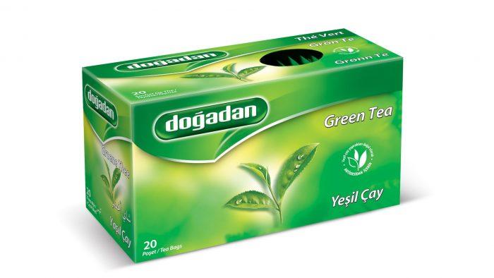 зелен-чай